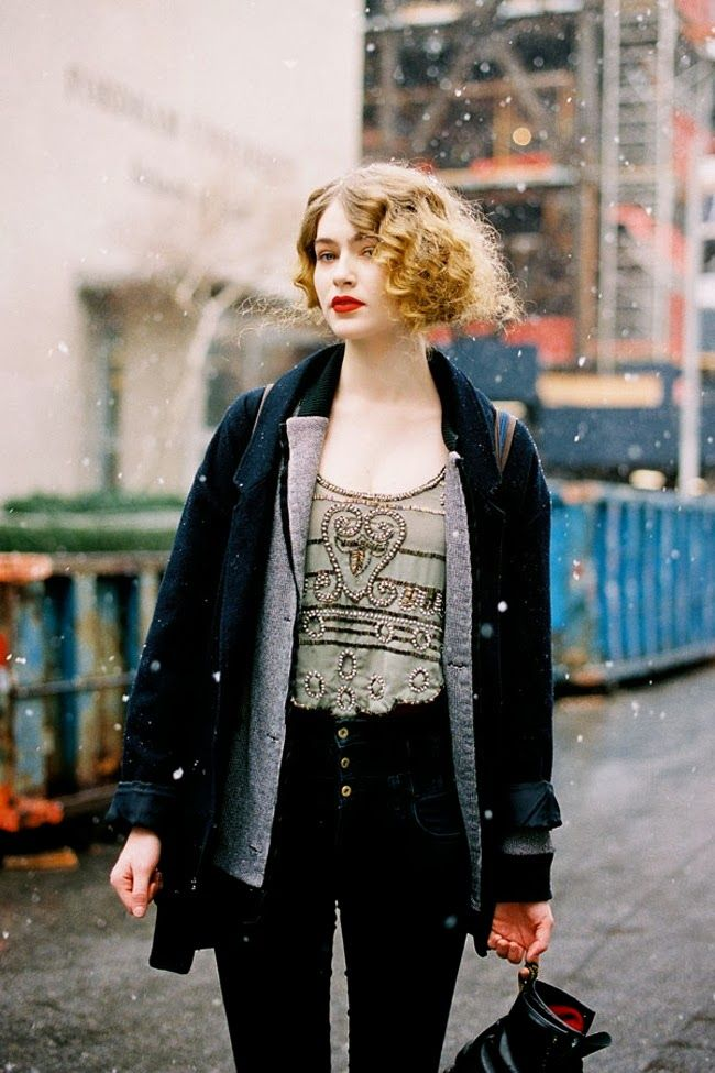 120 Best Images About Vintage Curly Hair On Pinterest