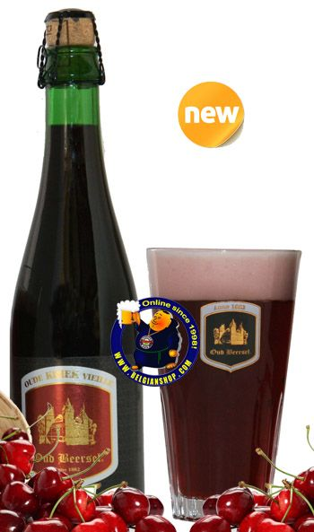 Oud Beersel Framboise 5°  Available at http://store.belgianshop.com/geuze-lambic-fruits/1586-oud-beersel-framboise-5-375-cl.html   Framboise is a classic among the Belgian beers created by adding whole fresh raspberries (250 g/l)to a blend of young and old lambic. Framboise Oud Beersel....