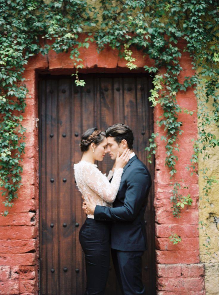 Erika Parker Photography l Wedding Sparrow Fine Art Curation