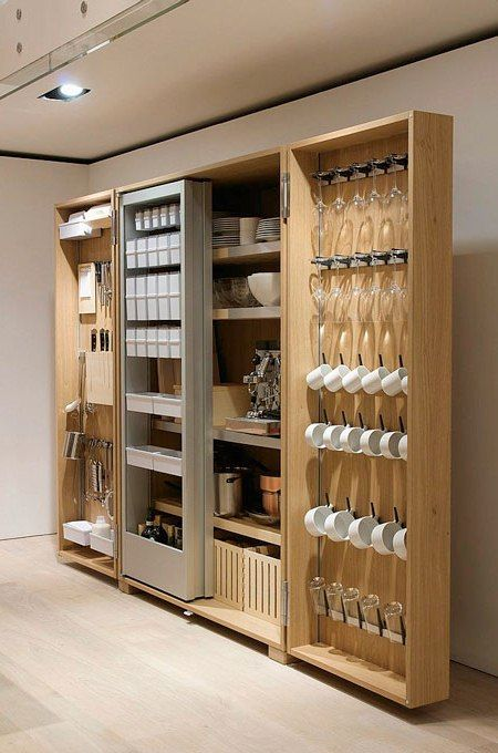 the bulthaup b 2 compact kitchen - Compact Kitchen Ideas