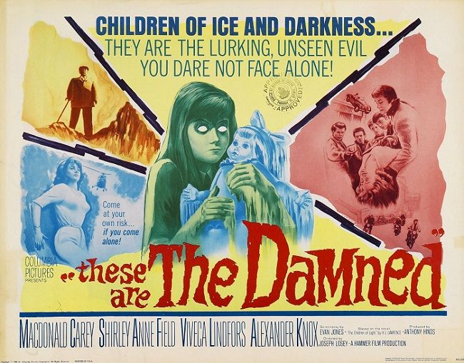 10 Great Posters For Lesser-Known 60s Horror Movies
