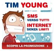#promozione TIM Young