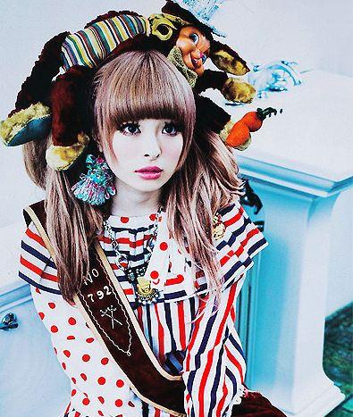 I love all the WT# moments I get from Kyary and Harajuku fashion ♥