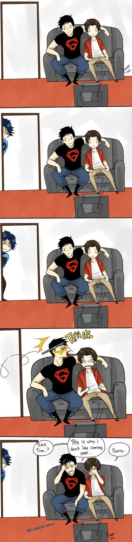 cockblock Nightwing by Axis33 on DeviantArt  <-- bahahahahahahahahahaha, this is glorious