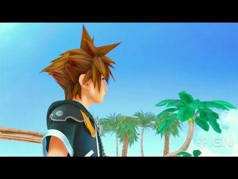 Kingdom Hearts III Reveal Trailer - E3 2013 Sony Conference - YouTube