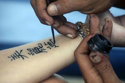 Cómo hacer tatuajes de henna