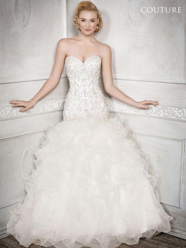 Popular  best Wedding Dresses images on Pinterest Wedding dressses Marriage and Bridal dresses