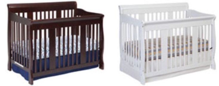 Best Buy Canada Online Deals: Save 52% on Storkcraft Tuscany 4-in-1 Convertible Crib https://www.lavahotdeals.com/ca/cheap/buy-canada-online-deals-save-52-storkcraft-tuscany/310602?utm_source=pinterest&utm_medium=rss&utm_campaign=at_lavahotdeals&utm_term=hottest_12
