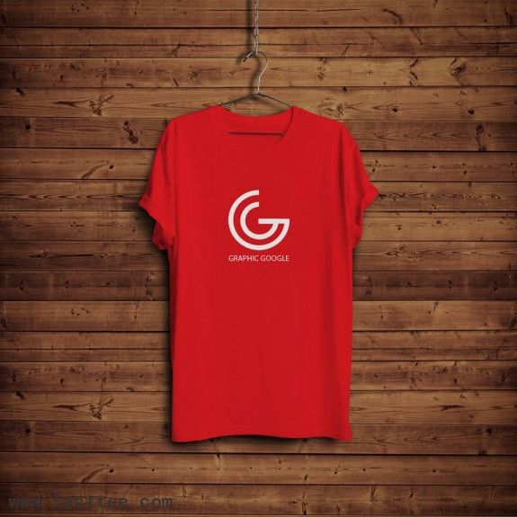 Download Free T Shirts Mock Up With Hanger Wooden Background 7 Mb Tshirt Mockup Free Tshirt Shirts