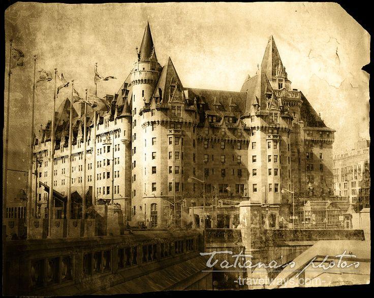 Bond Palace Hotel Ottawa