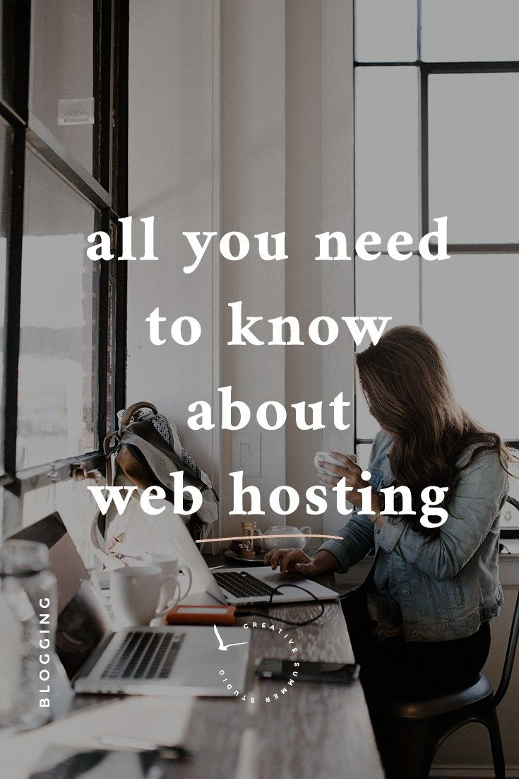 Read all you need to know about web hosting and why it's so important for having a website that works well. As a blogger, you need to have a fas website that is up all the time and if something goes wrong, you need a great support team to help you with the technical stuff. Read all you need to know about having a domain and a hosting, what's a SSL certificate, and why you need room for your blog to grow.