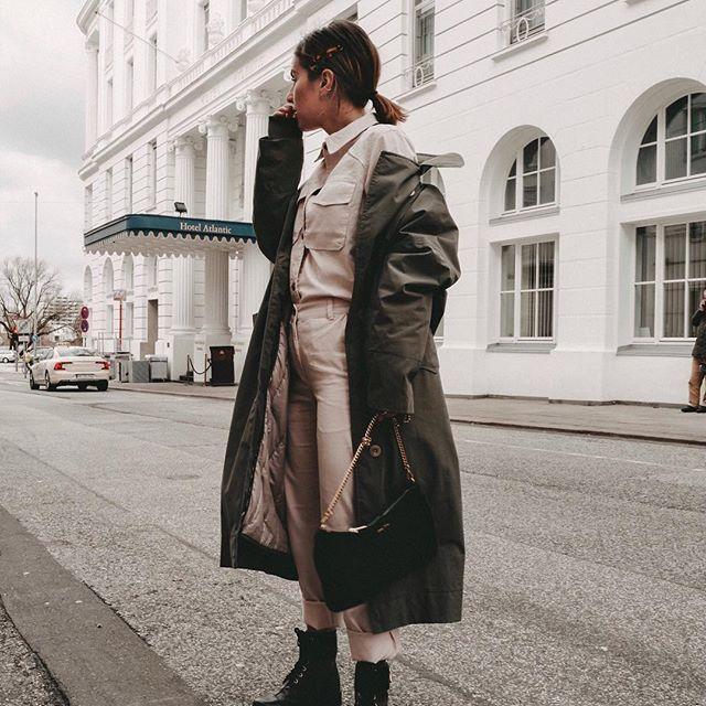 grau fashion week Berlin winter Shoppisticated