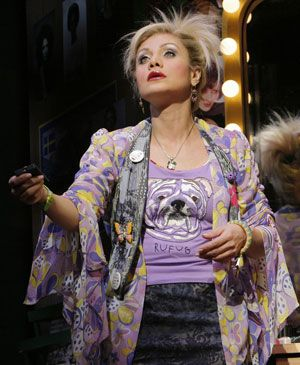 Paulette in Legally Blonde