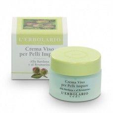 Bojtorján és rozmaring tartalmú arckrém - Rendeld meg online! Lerbolario Naturkozmetikumok http://lerbolario-naturkozmetikumok.hu/kategoriak/arcapolas/arcapolo-kremek