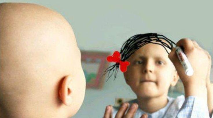Ένα αισιόδοξο μήνυμα για τη μάχη ενάντια στην παιδική λευχαιμία - http://ipop.gr/themata/eimai/ena-esiodoxo-minima-gia-ti-machi-enantia-stin-pediki-lefchemia/