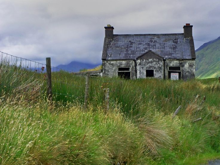 Old Irish Cottage For Sale Mansions Cottages And Vintage