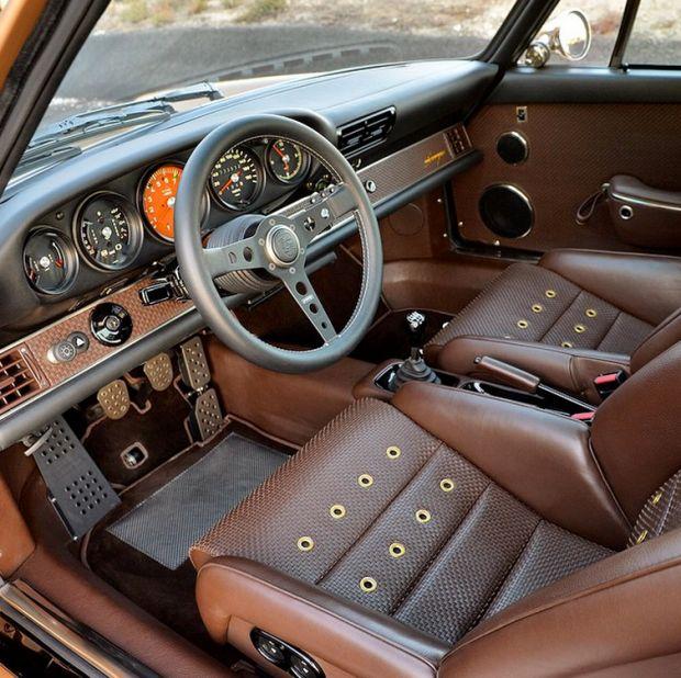 Singer Vehicle Design                                                                                                                                                      More