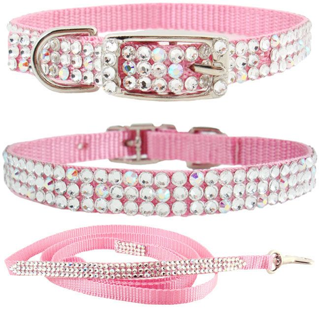 Rhinestone Pet Collar- Rhinestone Puppy Collars, Pet Collar, Jeweled Collars, Rhinestone Cat Collar