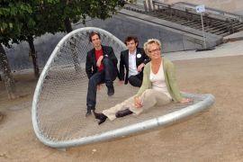 Laureaten van de wedstrijd Parckdesign 2008: ontdek de 5 prototypes stadsmeubilair in het hart van Brussel! | Evelyne Huytebroeck