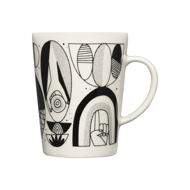 graphic mug 13.5 oz