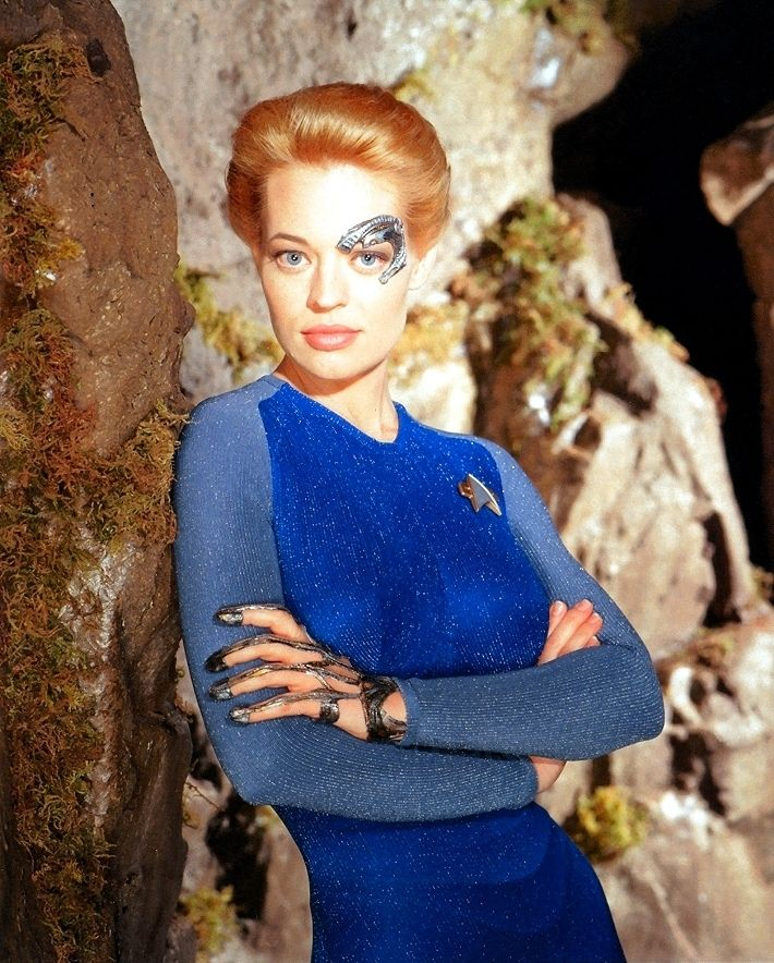 66 best Seven of Nine images on Pinterest