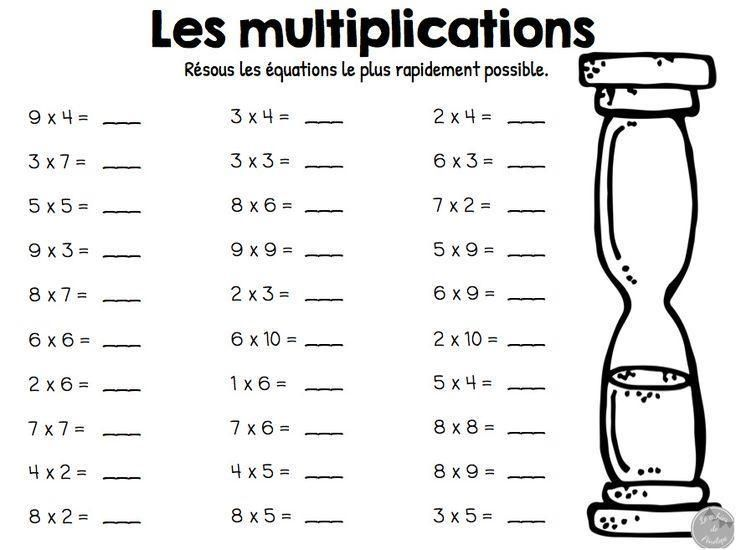 11+ Multiplication x3 worksheets Top