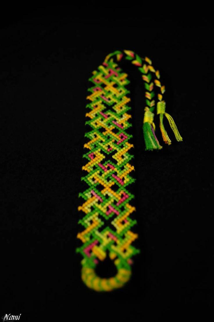 Photo of #90101 by Nami358 - friendship-bracelets.net