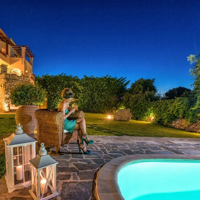Feel like a little more romance or celebrating a special occasion? Organize your private candlelight dinner with a personal chef during your stay with us!  ‪#evening ‪#‎garden‬ ‪#‎candlelightdinner‬ ‪#‎moment‬ ‪#‎chic‬ ‪#‎summervacation‬ ‪#‎goodtimes‬ ‪#‎zanteholidays2016‬