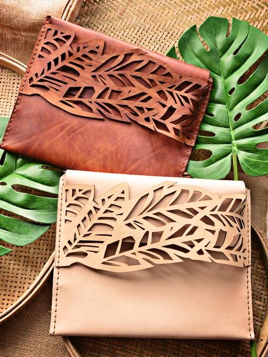 Jungle Clutches - Available in different colours - genuine leather - Marco Visconti - Hong-Kong