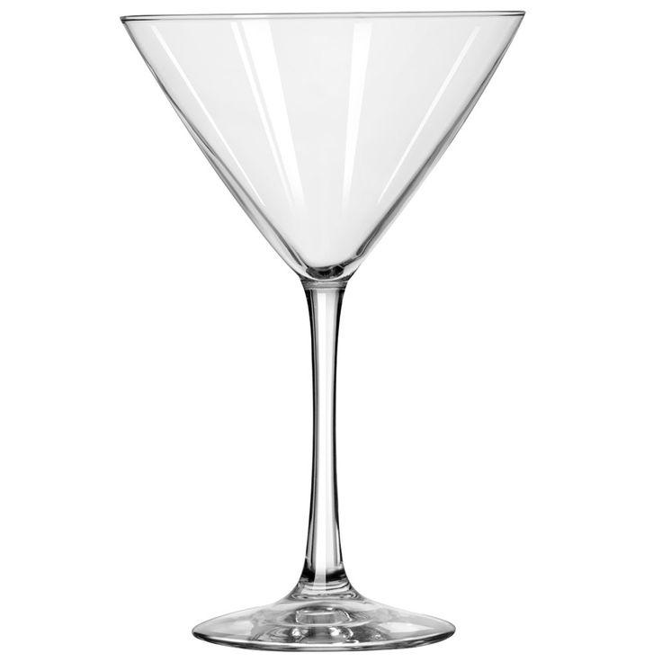 Libbey 7507 Vina 12 oz. Martini Glass 12 / Case