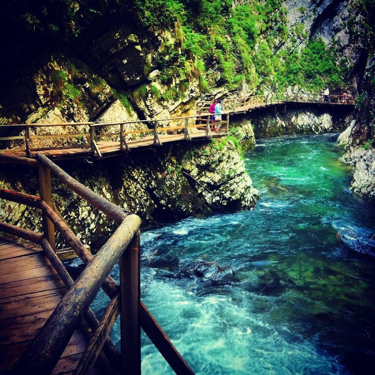 Vintgar, Slovenia https://instagram.com/tamasskafar/