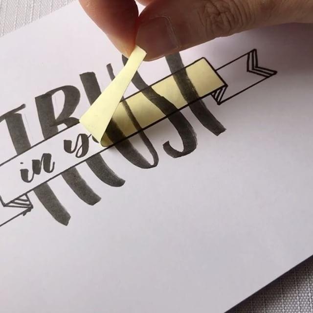 Kalligraphie und Handbeschriftung für Anfänger! …