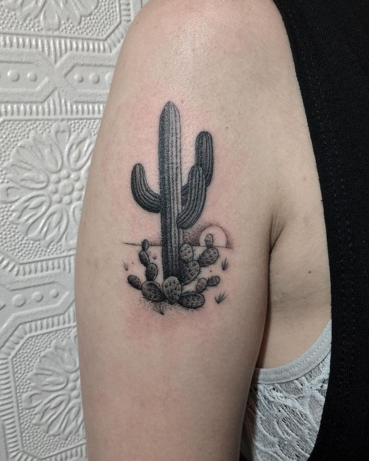 best 25 cactus tattoo ideas on pinterest plant tattoo succulent tattoo and cactus candy image. Black Bedroom Furniture Sets. Home Design Ideas