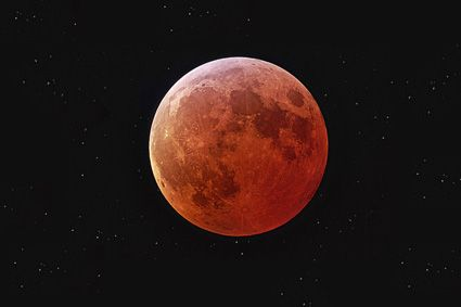 """What Are """"Blood Moons""""? Is the World Ending?"""