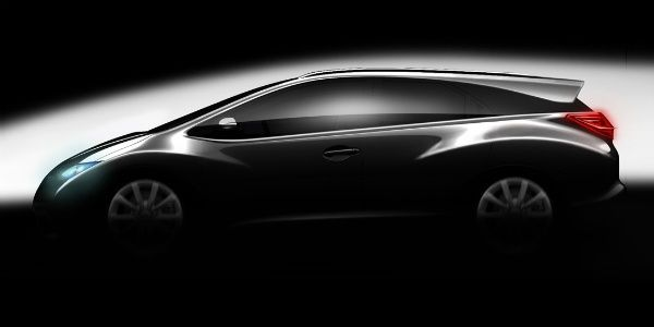 Honda to reveal a Crossover concept at 2014 Indian Auto Expo