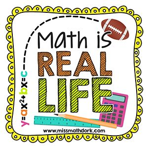 Math is Real Life - 5.NF.3 Freebie! - Teaching to Inspire with Jennifer Findley