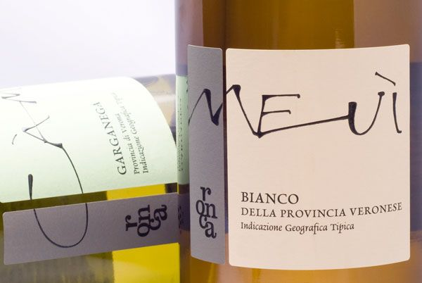 #marcocampedelli #winedesign #labelling #graphicdesign #cantinaronca #handwriting