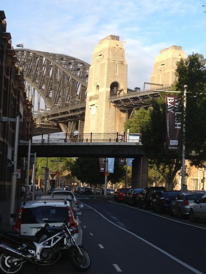 Sydney NSW Australia - The Rocks .