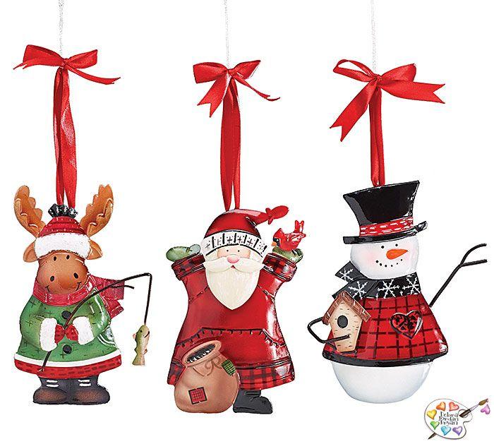 Ornament Gift Sets: Merry making made easy #burtonandburton