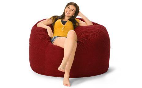Customize your Fombag - Giant Bean Bag Chair
