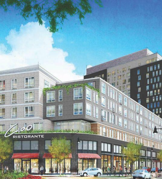 The Residences at 125 Guest Street- Boston Landing   Boston Planning & Development Agency