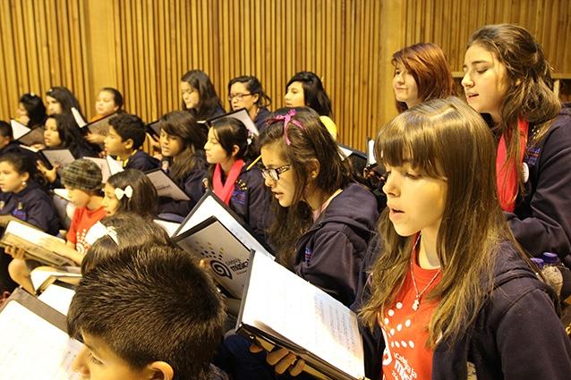 [Música ] .@CelebralaMusica El coro en ensayo (13) por .@Milton Ramírez .@FOTOMILTON