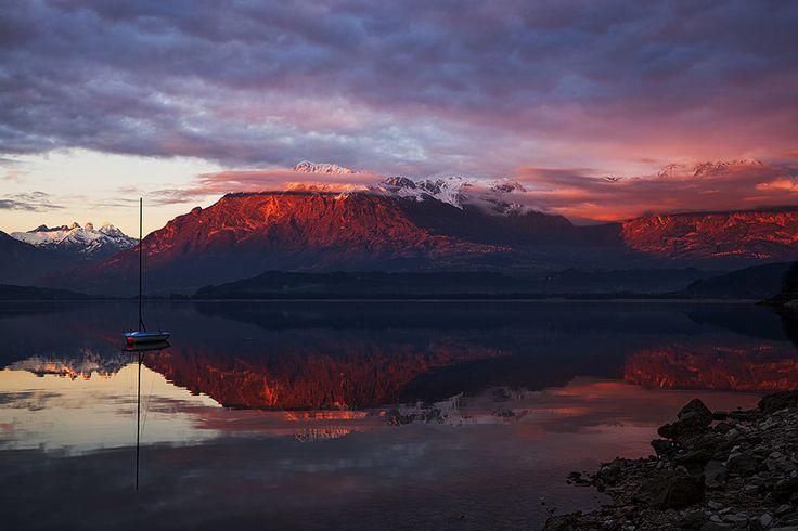Alpago's reflections by Diego Cuzzolin