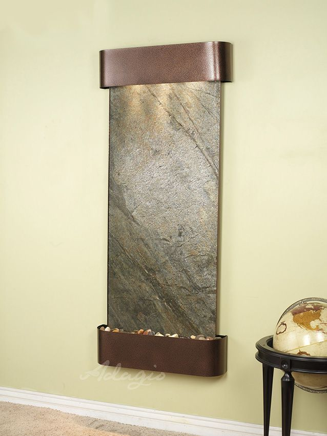 WFSStanding Water Walls, Wall Fountains, And Custom Built Water Feature  Fountains