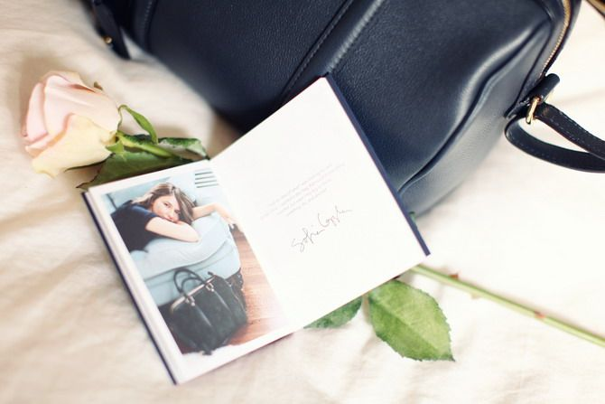 ___my dream bag /w the book