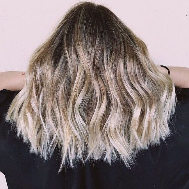 Highlights For Mousy Hair Hairs Picture Gallery