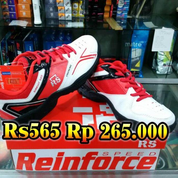 RS Sirkuit 565 - Rp 265000 Sepatu Bulutangkis / Badminton
