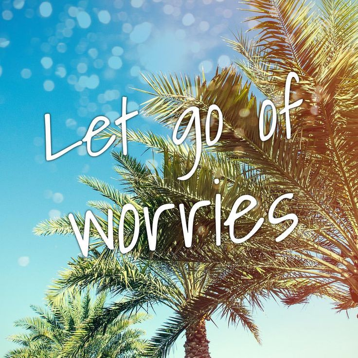 Worrying doesn't take away tomorrow's troubles. It takes away today's peace. ❤️