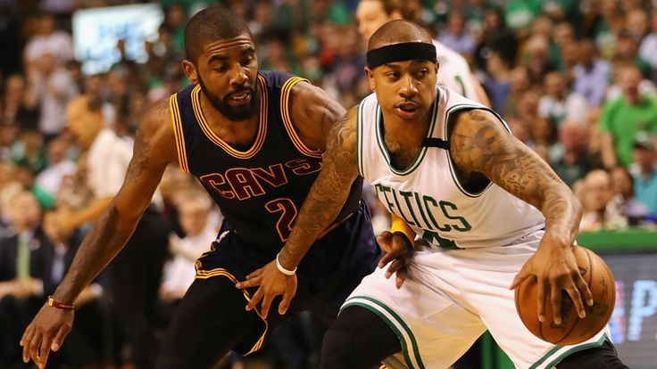 Sources: Cavs, Celtics seriously discussing deal to swap Kyrie Irving, Isaiah Thomas