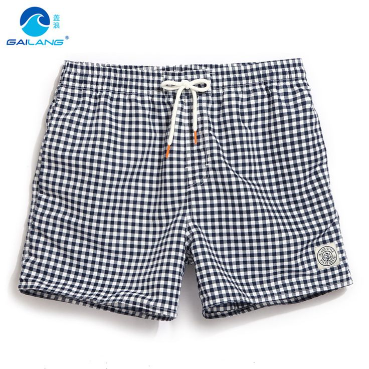 Board shorts men Summer lined Beach Shorts Brand swimwear swimming trunks Male liner Surfing Shorts Surf Mens boardshorts A3